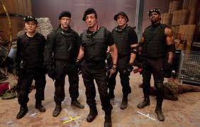 """Expendables 2"" is the sequel to the 2010 box office hit about a team of mercenaries hired to kill a corrupt military man."